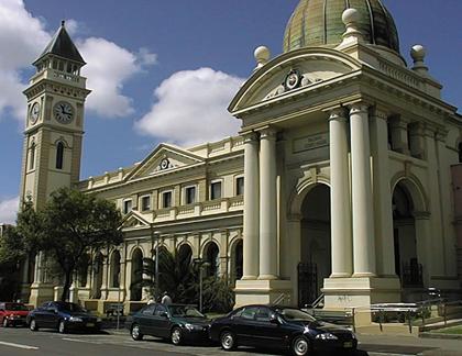 Balmain Local Court
