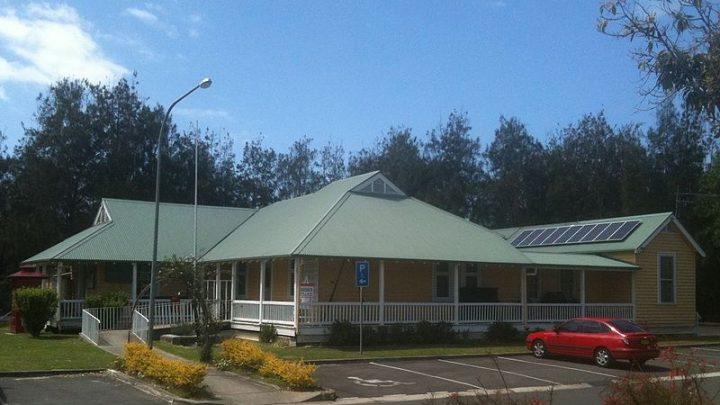 Batemans Bay Courthouse