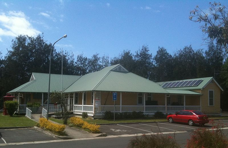 Batemans Bay Local Court