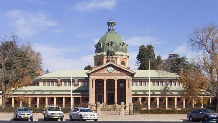 Bathurst Courthouse