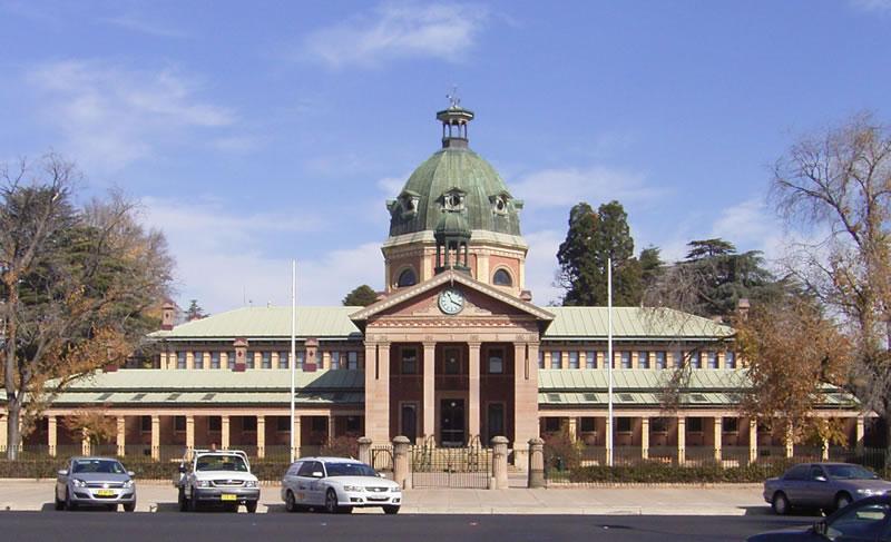 Bathurst District Court