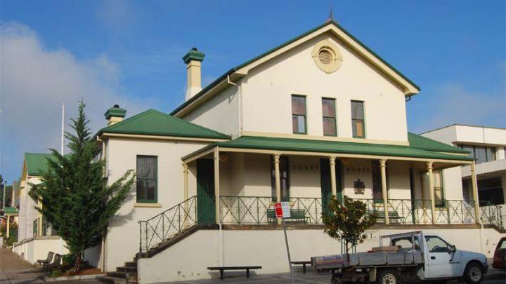Bega Courthouse