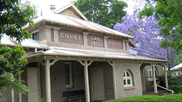 Bellingen Courthouse