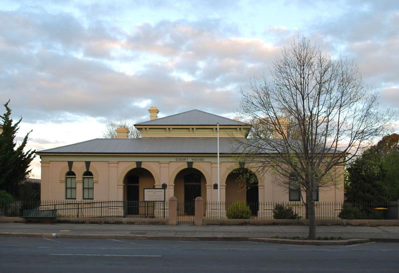 Blayney Local Court