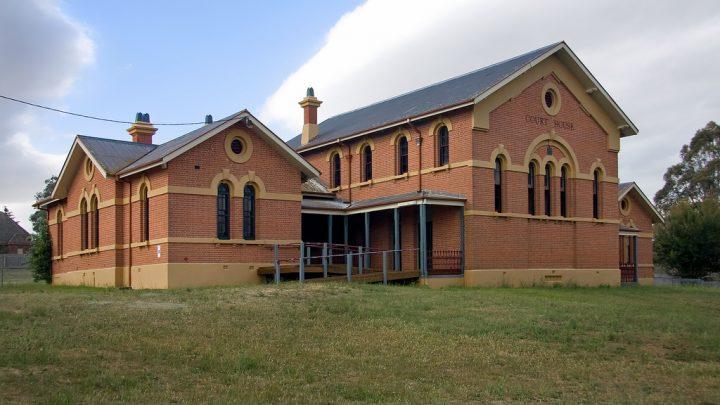 Bombala Courthouse