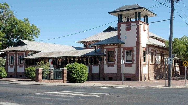Bourke Courthouse