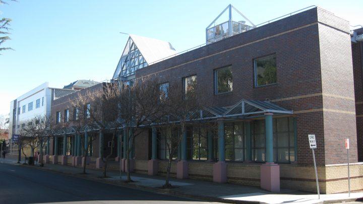 Burwood Courthouse