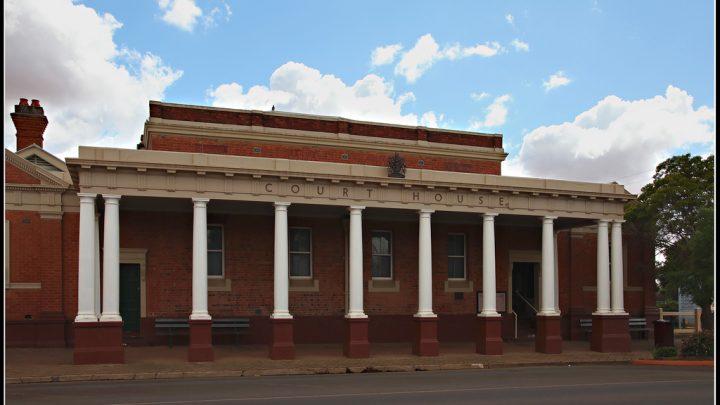 Condobolin Courthouse