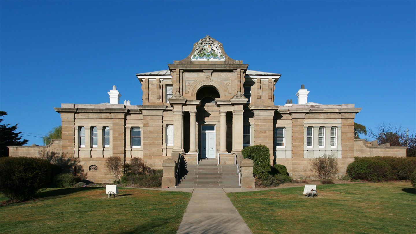 Cooma Local Court