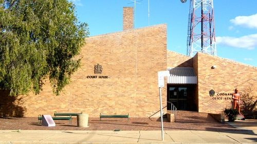 Coonamble Courthouse