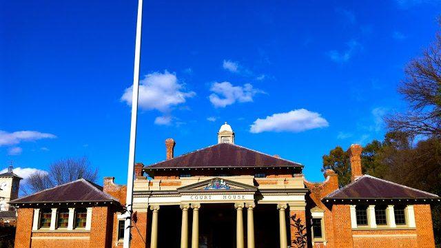 Cootamundra Courthouse