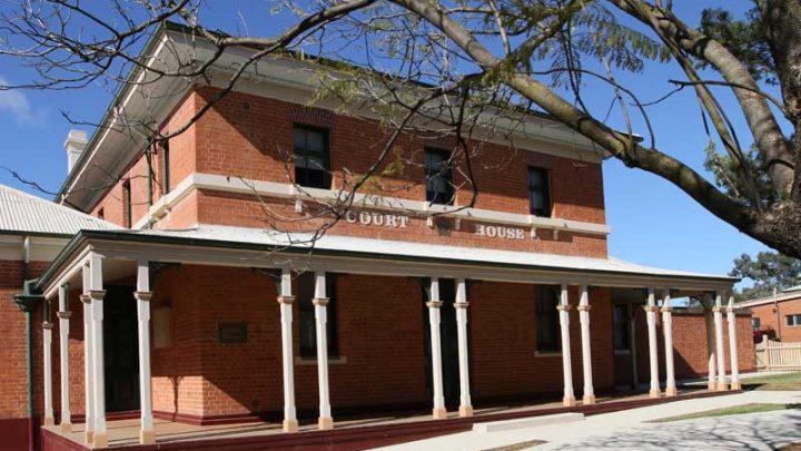 Corowa Courthouse