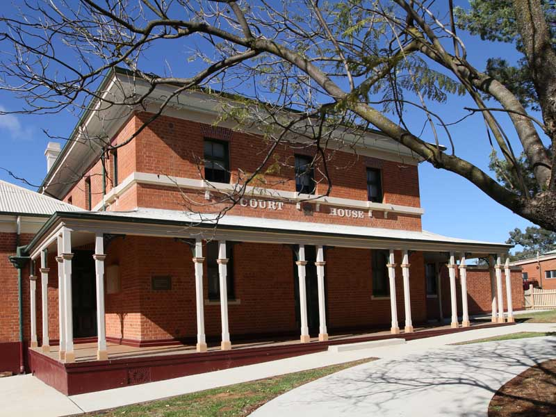 Corowa Local Court