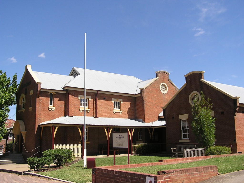 Cowra Local Court