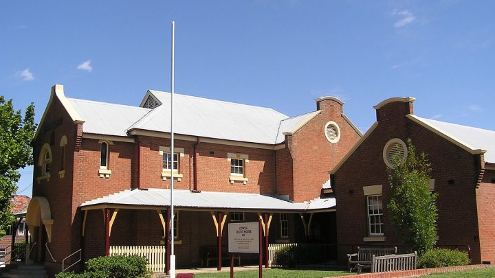 Cowra Courthouse