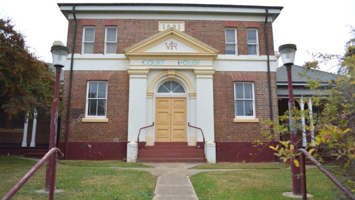 Crookwell Courthouse