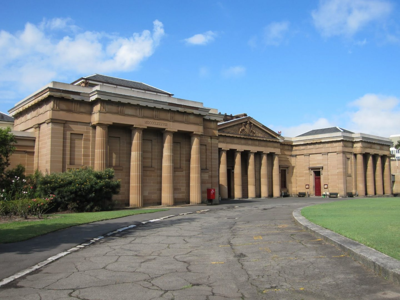 Supreme Court of NSW, Darlinghurst Courthouse, Taylor Square, Sydney