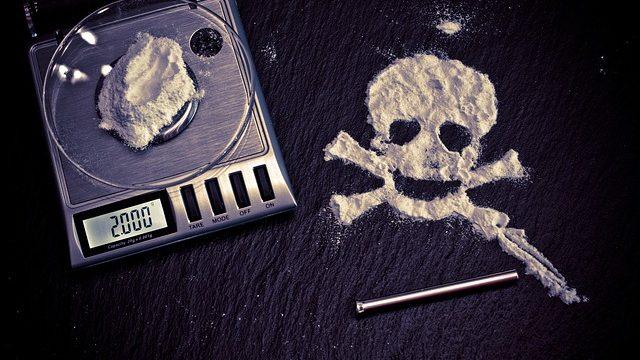 Powdered drugs