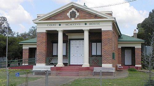 Dunedoo Courthouse