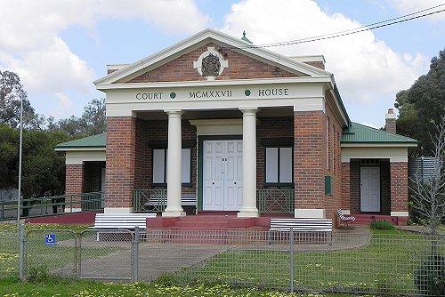 Dunedoo Local Court