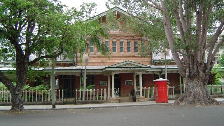Grafton Courthouse