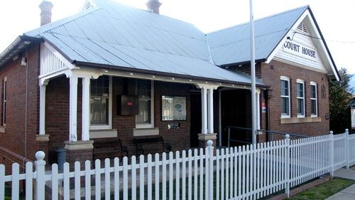 Gulgong Courthouse
