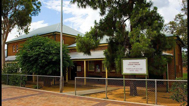 Gunnedah Courthouse