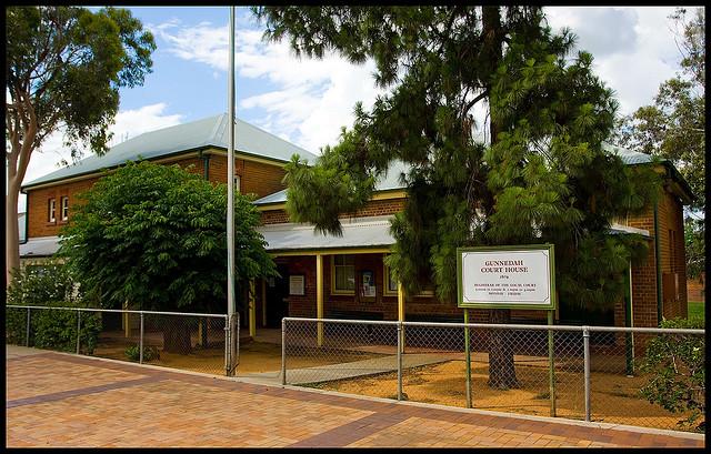 Gunnedah Local Court