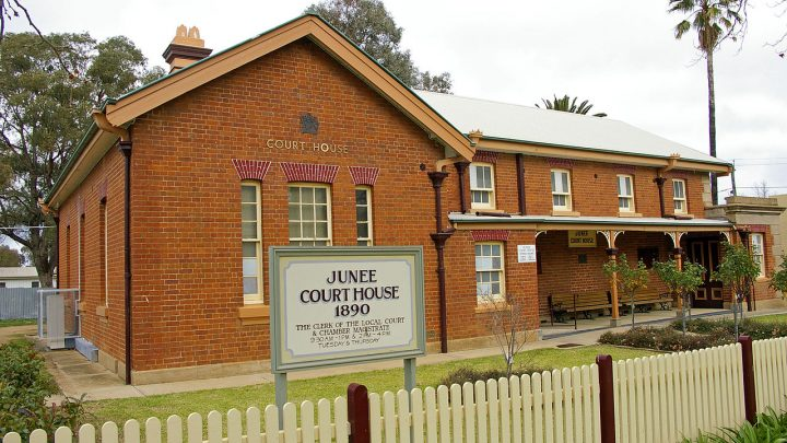 Junee Courthouse