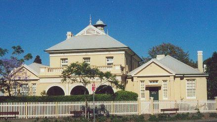 Kempsey Courthouse
