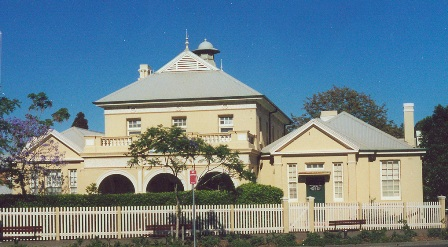 Kempsey Local Court