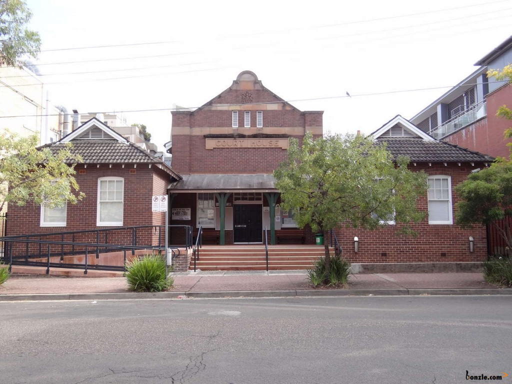 Kogarah Local Court