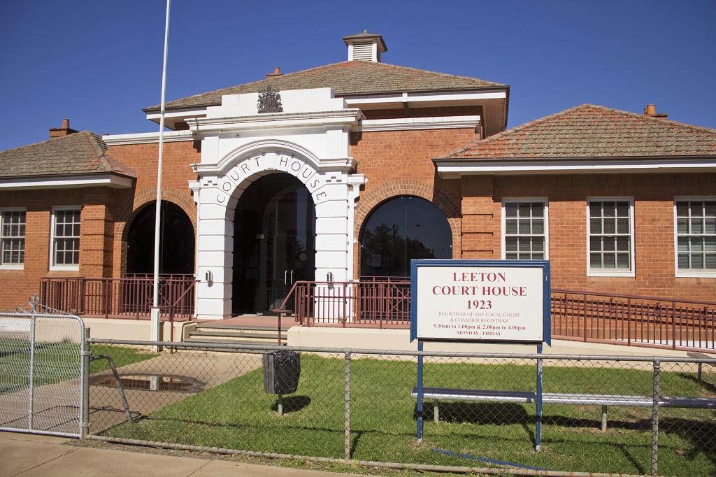 Leeton Local Court