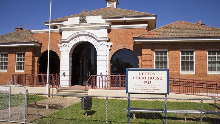 Leeton Courthouse