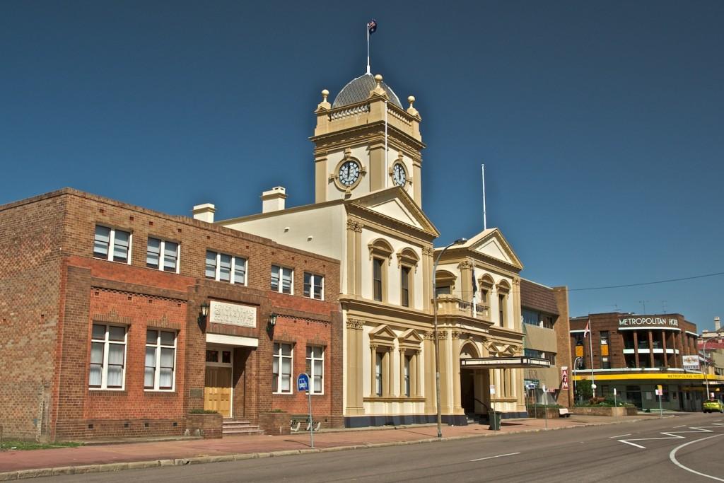 Maitland Local Court