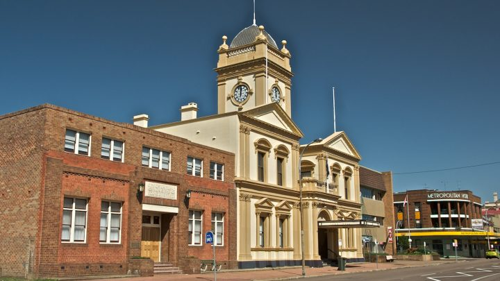 Maitland Courthouse