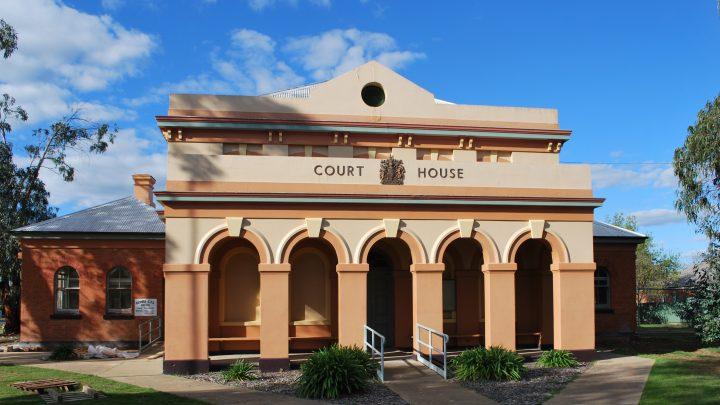 Moama Courthouse