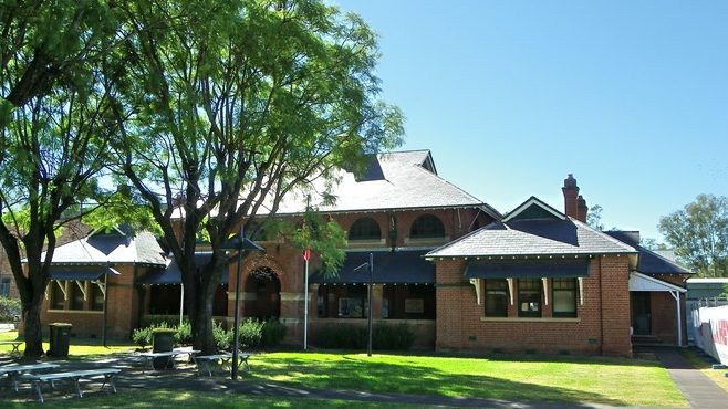 Moree Courthouse