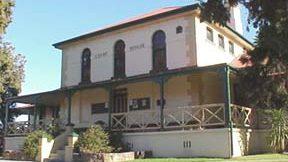 Morouya Courthouse