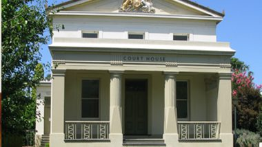 Mungindi Courthouse
