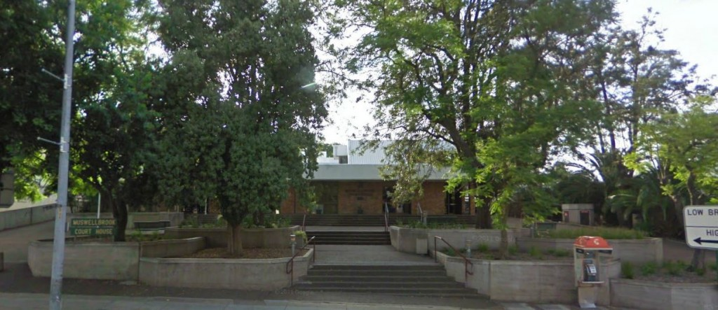 Muswellbrook Local Court