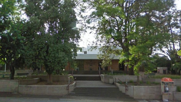Muswellbrook Courthouse