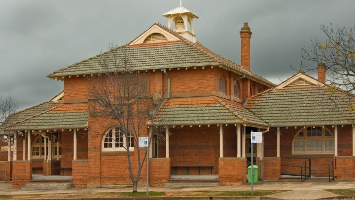 Narrandera Courthouse