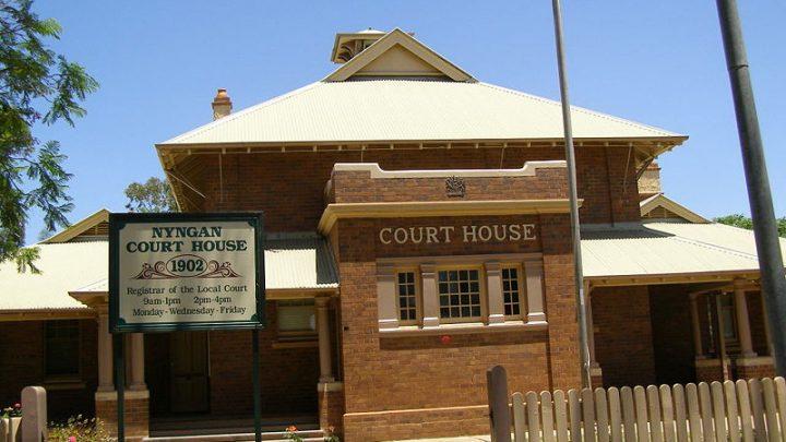 Nyngan Courthouse