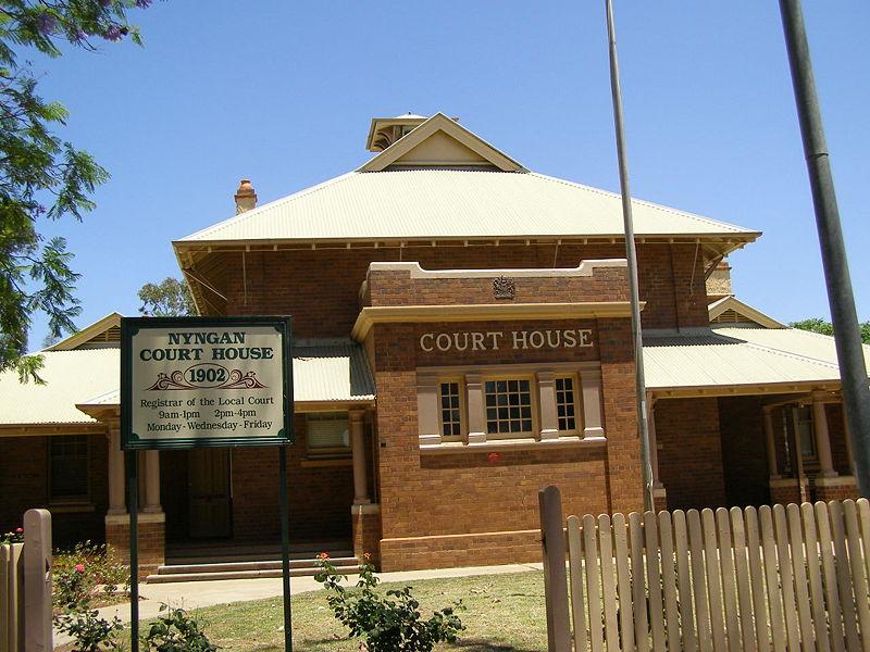 Nyngan Local Court