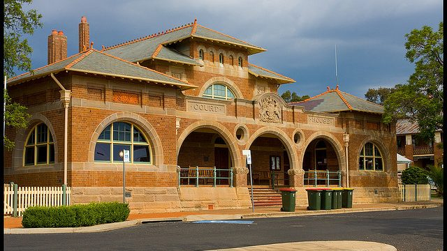 Parkes Courthouse