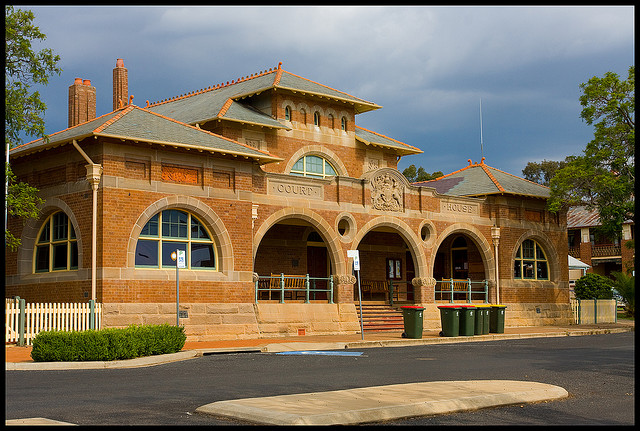 Parkes Local Court
