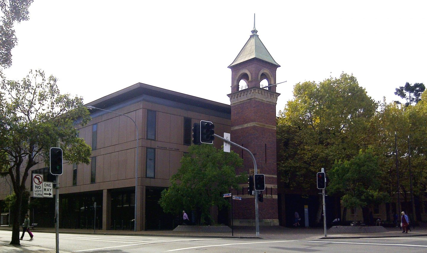 Parramatta Local Court