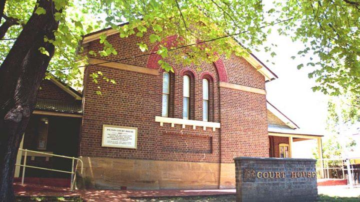 Picton Courthouse