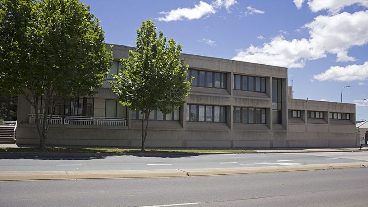 Queanbeyan Courthouse